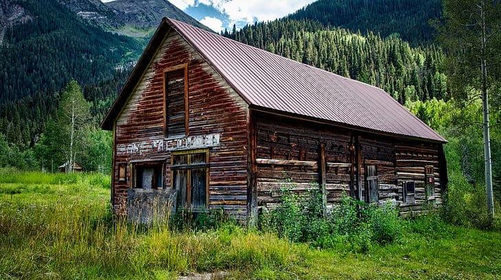 log cabin lifespan